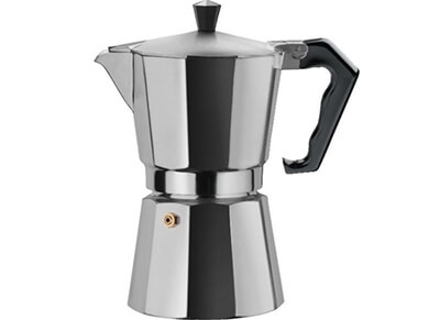 Καφετιέρα Espresso Χειρός Bella Cucina 003 - Inox
