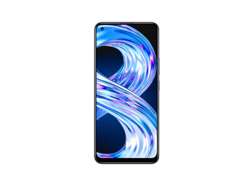 Smartphone Realme 8 64GB Dual Sim Black