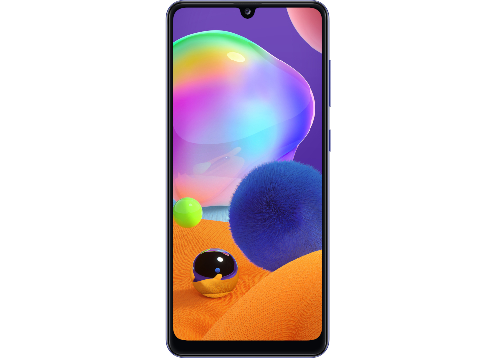 Smartphone Samsung Galaxy Α31 64GB Dual Prism Crush Blue