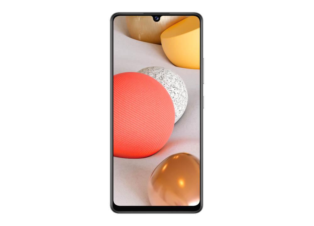 Smartphone Samsung Galaxy A42 5G 128GB Dual Sim Light Gray