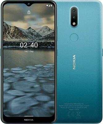 Καλύτερα Κινητά έως 100 ευρώ - Smartphone-Nokia-2.4-32GB-Dual-Sim-Blue